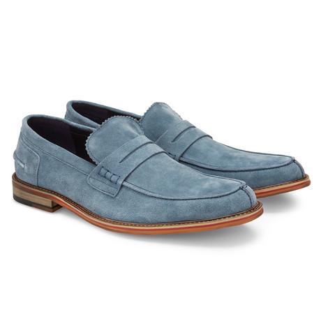 The Novak Shoe // Blue (US: 7.5)