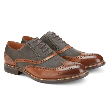 The Horvat Shoe // Tan Gray (US: 7.5)