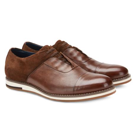 The Laurent Shoe // Brown (US: 7.5)