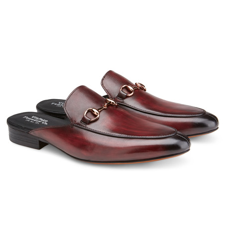 The Berger // Burgundy (US: 7.5)