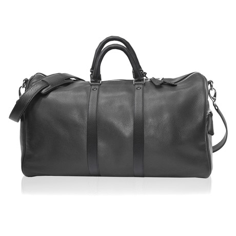 Alexander Duffel Bag // Black