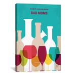 """Bad Moms (26""""W x 18""""H x 0.75""""D)"""