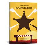 "Blazing Saddles (26""W x 18""H x 0.75""D)"