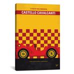"Castello Cavalcanti (26""W x 18""H x 0.75""D)"
