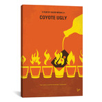 """Coyote Ugly (26""""W x 18""""H x 0.75""""D)"""