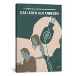 """Das Leben Der Anderen (26""""W x 18""""H x 0.75""""D)"""