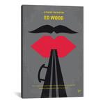 """Ed Wood (26""""W x 18""""H x 0.75""""D)"""