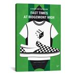 """Fast Times At Ridgemont High (26""""W x 18""""H x 0.75""""D)"""