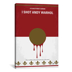 """I Shot Andy Warhol (26""""W x 18""""H x 0.75""""D)"""