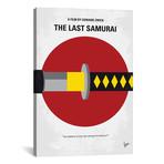 "Last Samurai (26""W x 18""H x 0.75""D)"