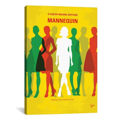 """Mannequin (26""""W x 18""""H x 0.75""""D)"""