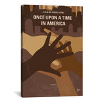 "Once Upon A Time In America (26""W x 18""H x 0.75""D)"