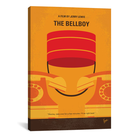 "The Bellboy (26""W x 18""H x 0.75""D)"