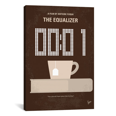 "The Equalizer (26""W x 18""H x 0.75""D)"
