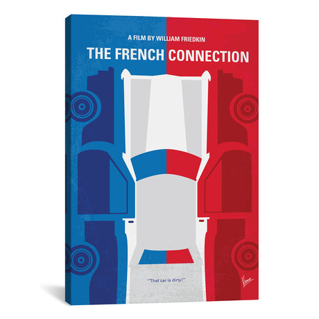 "The French Connection (26""W x 18""H x 0.75""D)"