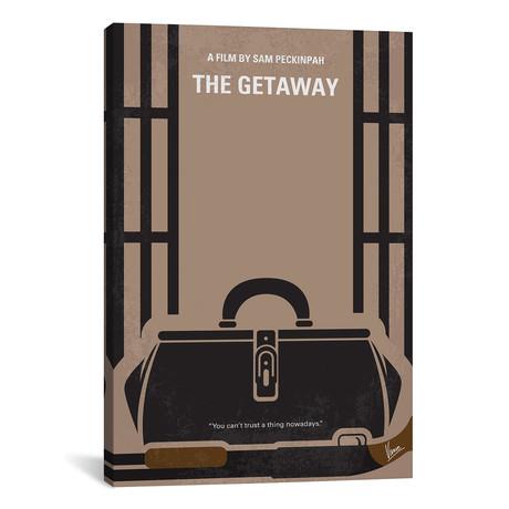 "The Getaway (26""W x 18""H x 0.75""D)"