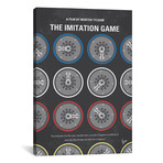 "The Imitation Game (26""W x 18""H x 0.75""D)"