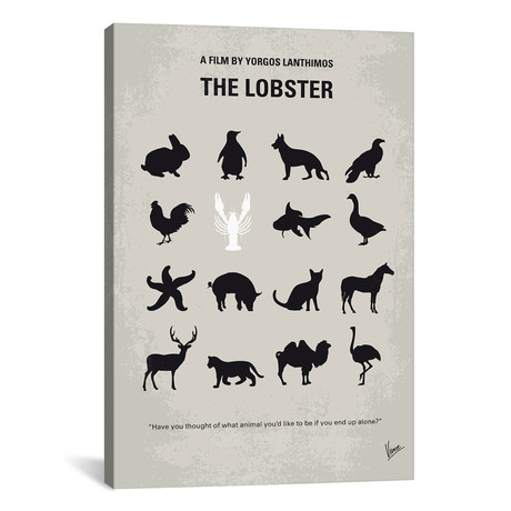 "The Lobster (26""W x 18""H x 0.75""D)"