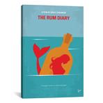 "The Rum Diary (26""W x 18""H x 0.75""D)"