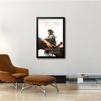 Signed + Framed Poster // American Sniper