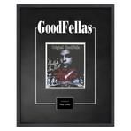 Signed + Framed Artist Series // Goodfellas // Henry Hill