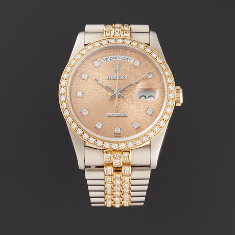 Rolex Day-Date Automatic // 18349BIC // Pre-Owned