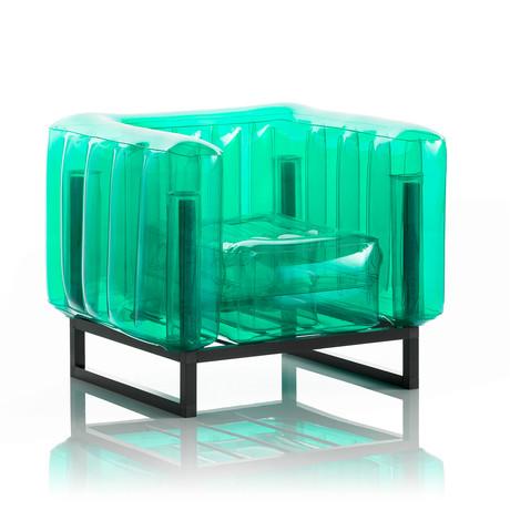 YOMI Armchair (Inflatable Transparent)