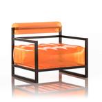YOKO Armchair (Inflatable Transparent)