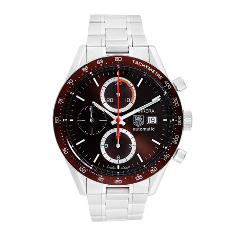 Tag Heuer Carrera Chronograph Automatic // CV2013 // Pre-Owned
