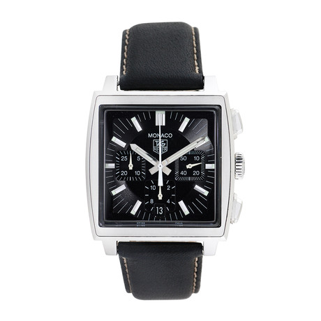Tag Heuer Monaco Chronograph Automatic // Pre-Owned