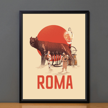 Romulus & Remus: The Founding Of Rome