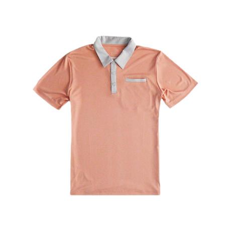 Crane Polo // Orange (S)