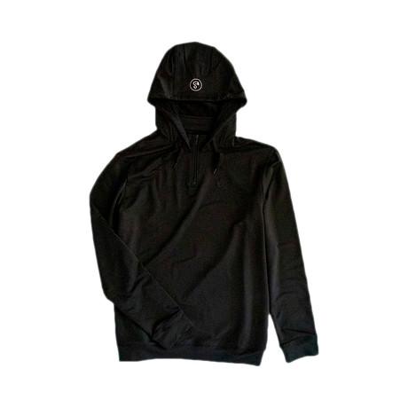 Haag Hoodie // Black (S)
