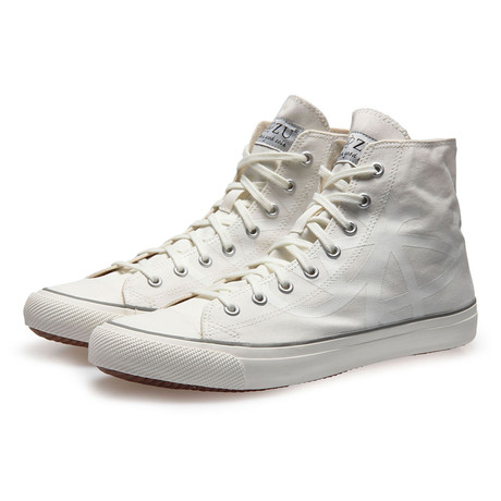 Butterfly Hi // White (Euro: 39)