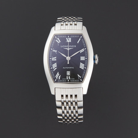 Longines Evidenza Automatic // L2.142.4.51.6 // Pre-Owned