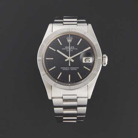 Rolex Date Automatic // 1500 // 7 Million Serial // Pre-Owned