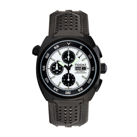TOCKR Air Defender Panda Chronograph Automatic // AD1BK.05.HX
