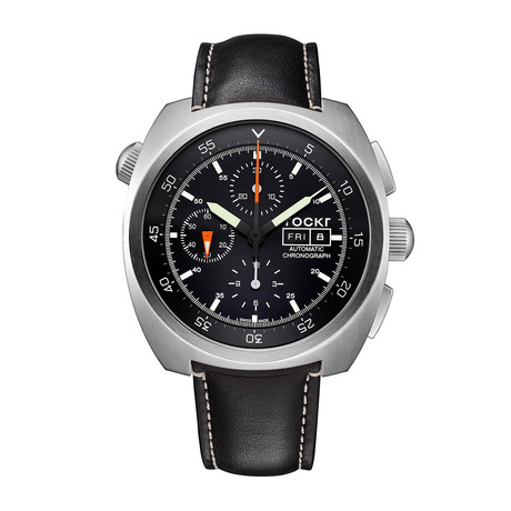 TOCKR Air Defender Chronograph Automatic // AD1SS.01.LS