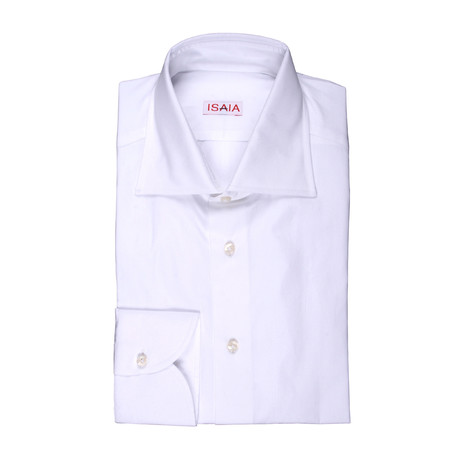 Angelo Dress Shirt // White (US: 15R)