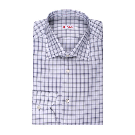 Silvio Checked Dress Shirt // Multicolor (US: 15R)