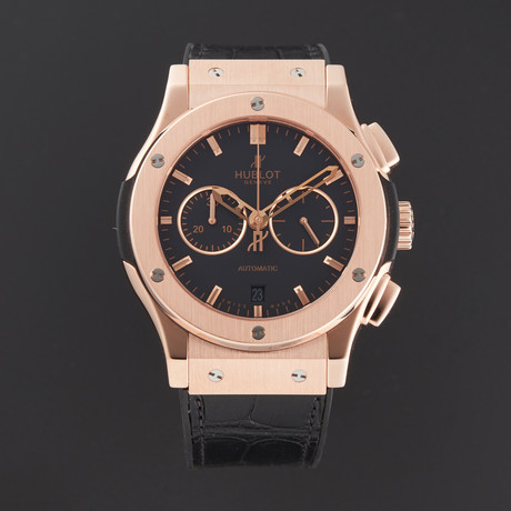 Hublot Classic Fusion Chronograph Automatic // 541.OX.1181.LR // Pre-Owned