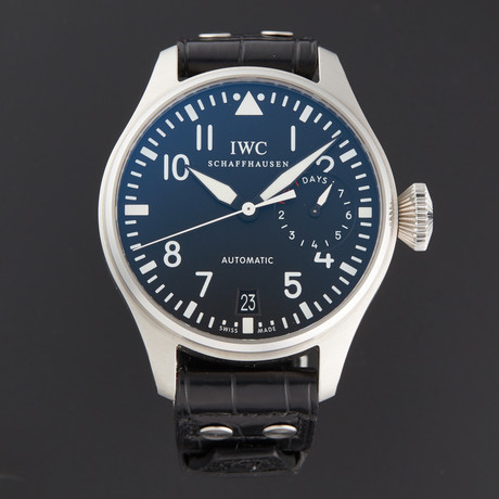 IWC Big Pilot 7-Day Power Reserve Automatic // 5009-01 // Pre-Owned