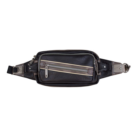 Slinger Cross Pack (Black)