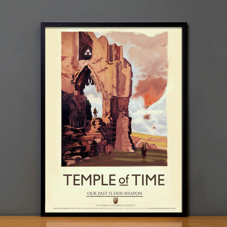 Zelda Propaganda // Temple Of Time