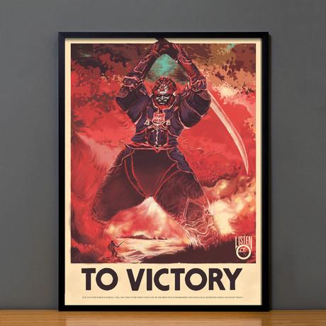 Zelda Propaganda // To Victory