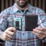 WYN Minimalist Wallet (Black)