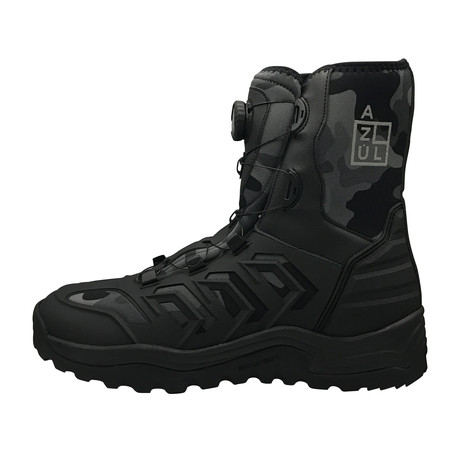Marine Boot // Camo Black (US: 6)
