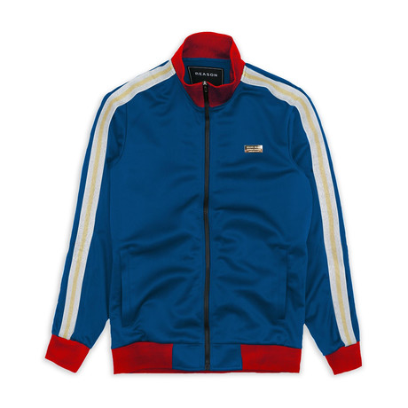 Division Track Jacket // Multicolor (S)