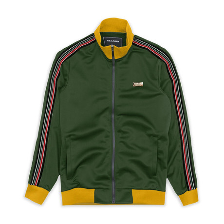 Irving Track Jacket // Multicolor (S)