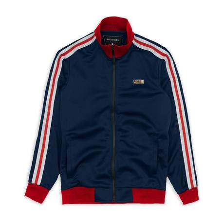 Ludlow Track Jacket // Multicolor (S)